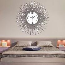 Reloj Grande De Pared Decorativo