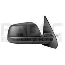 Espejo Toyota Tundra 2011 Elec C/desem Negro