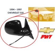 94-97 Chevrolet S10 Espejo Lateral Electrico Derecho Pwy