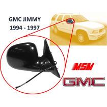 94-97 Gmc Jimmy Espejo Lateral Electrico Derecho Msm