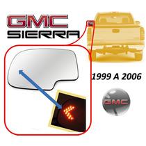 99-06 Gmc Sierra Luna De Espejo Señal Direccional Doble Izq.