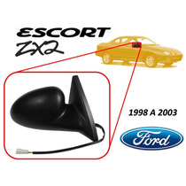 98-03 Ford Escort Zx2 Espejo Lateral Electrico Derecho