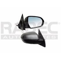 Espejo Chevrolet Tornado 2011-2012-2013 Electrico Negro Der