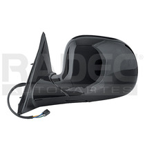 Espejo S-10/blazer/sonoma/bravada 95-97 Electrico Negro Izq