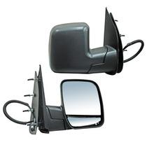 Espejo Ford Van 2002-2003-2004-2005-2006 Electric Doble Luna