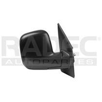 Espejo Volkswagen Eurovan 2005-2006-2007-2008 Manual Negro