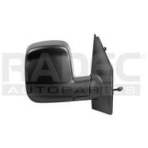Espejo Chevrolet Express Van 2007-2008 Elect C/desem Negro