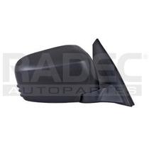 Espejo Mitsubishi L200 2007-2008-2009-2010-2011 Manual Negro