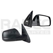 Espejo Toyota Tundra 2010-2011 Elec Corrugado Negro