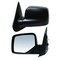 Espejo Ford Ranger 2005-2006-2007-2008-2009 S/cont Negro