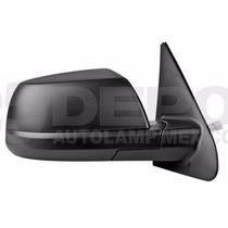 Espejo Toyota Tundra 2007-2012 Der Electrico Con Desem Negro