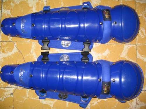 Espinilleras Juvenil Proline Azul Rey