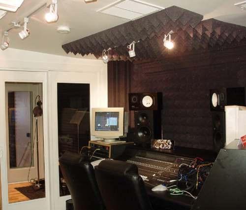 Sala De Tv Y Estudio ~ Espuma Acústica Estudio Grabaciónsala Ensayosala Tvradio