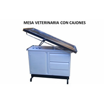 Mesa Veterinaria