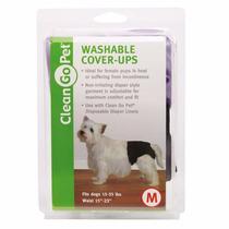 Pañal Lavable Y Reutilizable Clean Go Mediano Perros Celo