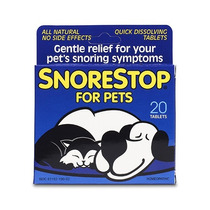 Super Oferta Tratamiento Homeopatico Tabs P/ Ronquido Perros