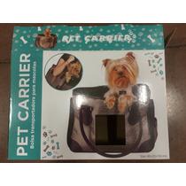 !!!bolsa Transportadora Para Perro Viaje Accesorio A Meses!!