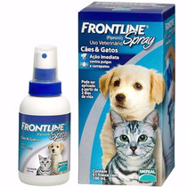 Frontline Spray Anti Pulgas 100ml Promoción