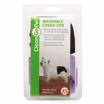 Pañal Lavable Y Reutilizable Clean Go Extra Chico Perros