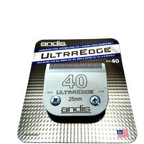 Cuchilla Andis A Elegir #40 / #30 / #15 Ultra Edge Acero