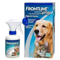 Frontline Spray Anti Pulgas 250 Ml En Liquidación