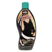 Shampoo Para Perros De Pelos Negro
