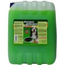 Shampoo Antipulgas Perros Y Gatos 10lts 100% Efectivo