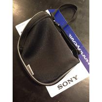 Estuche Funda Sony Soft Case Para Videocamara Handycam