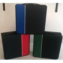 Maleta Porta Cd Para 360 Discos Cd Case