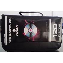 Carpeta Porta Cd Para 128 Discos Marca Ponica (cd Case)