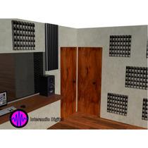 Puertas Acusticas, Aislamiento De Sonido, Puerta Anti Ruido