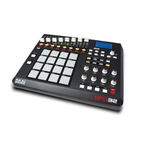 Akai Mpd32 Secuenciador De Software Loops Pads 72 Controles