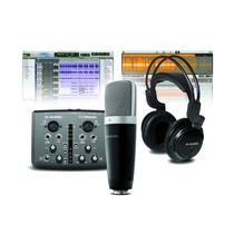 Paquete M-audio Para Estudio De Grabacion