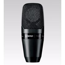Micrófono De Grabación Condensador Shure Pg27, Nuevo!