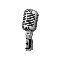 Microfono Shure 55sh Serie Ii Modelo Clasico A Buen Precio