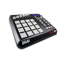 Akai Mpd26 Secuenciador Sampler D Software Pads 50 Controles