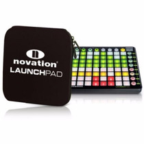 Novation Launchpad Ableton Con/ Funda Envio Inmediato