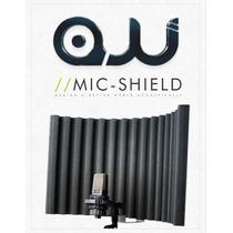 Panel Acústico Audiowave, Mic Shield Para Microfono