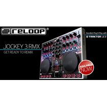 Estacion D/trabajo Reloop Jockey 3 Remix