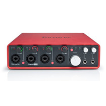 Focusrite Scarlett 18i8 Interface Usb Profesional Estudio