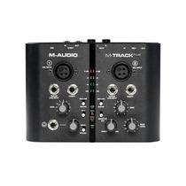 M Audio Track Plus 2x2 Usb Interfase De Audio + Ignite