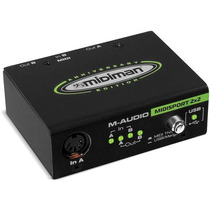 M-audio Midisport 2x2 Interface Midi