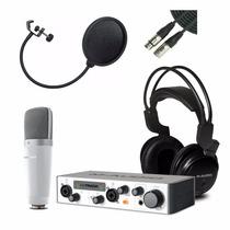 M Audio Vocal Studio Pro 2. Waves Plugins Ableton Live Ii