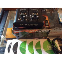 Oferta Interface Maudio Mtrack Plus Ilok Protools Acid Studi