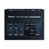 Roland Tri Capture Ua-33 Interface Estudio Grabacion 24 Bits