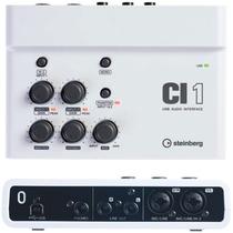 Yamaha Steinberg Ci1 Interface Usb Calidad 24 Bits Y Phantom