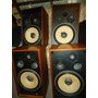 Bocinas Audio Concepts Jbl 4312 Monitor Bafles Sony Nsm10