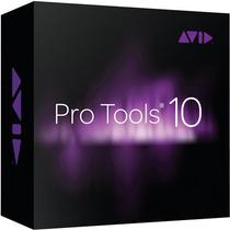 Avid Pro 10 Full Version Software De Grabacion Version 96