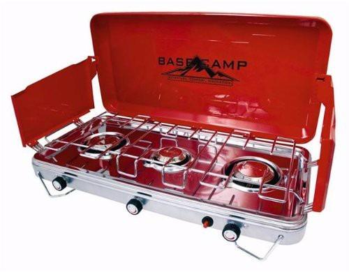 Estufa gas 3 quemad portatil camping acampar picnic - Estufa camping gas ...
