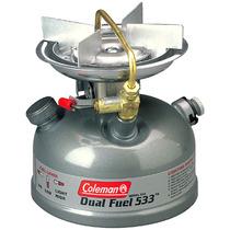 Estufa Portátil Coleman 533 De Gasolina Dual Fuel Camping